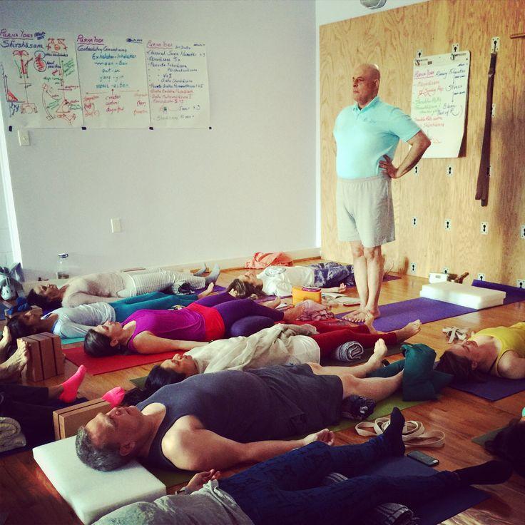 Yoga Exhaustion