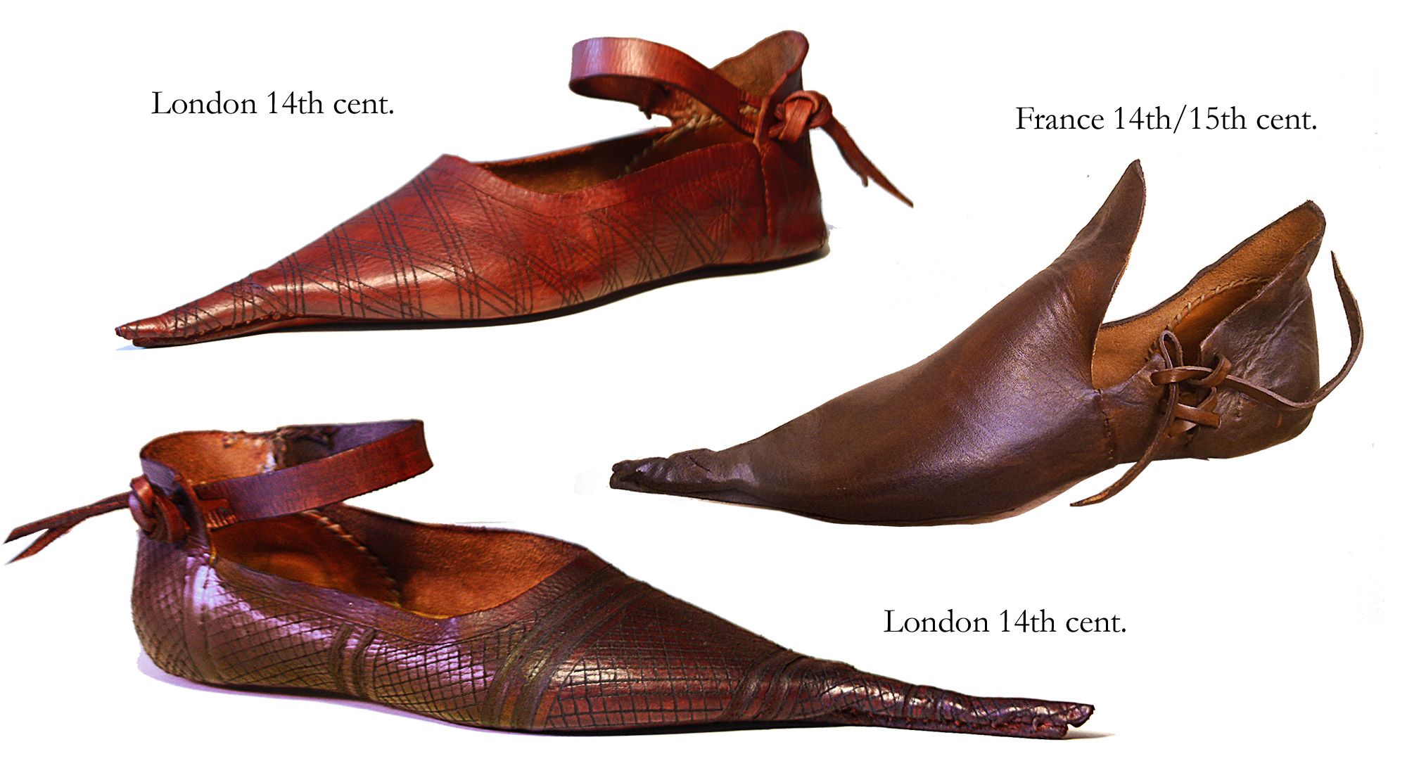 Poulains Pointy Shoes