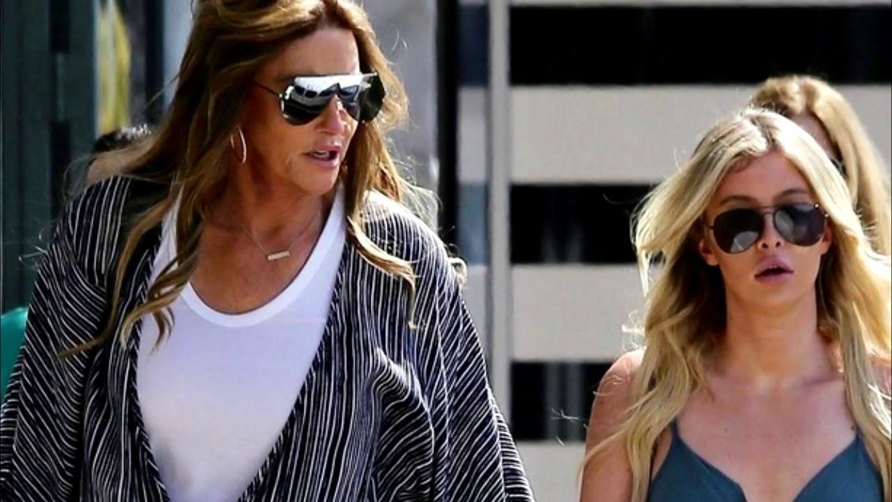 Caitlyn Jenner & Sophia Hutchins