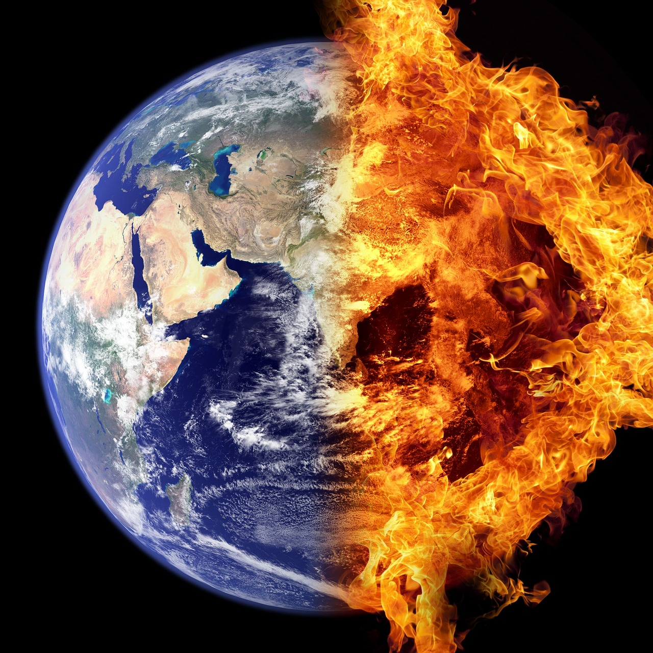 Earth Fireball