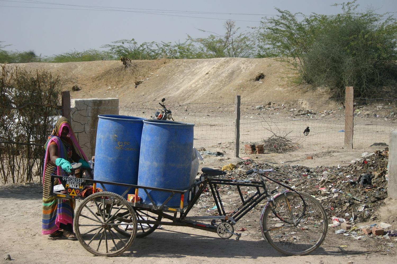 Engineers Change Scenario For Garbage Disposal In Rajasthan