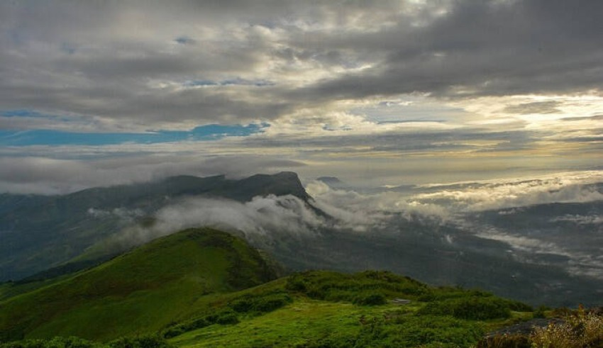 Karnataka during monsoon