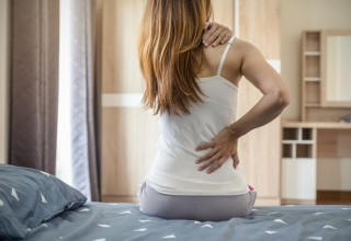 Mattress for back pain and neck pain