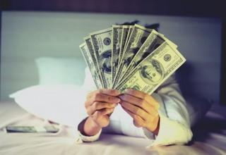 Money to make money