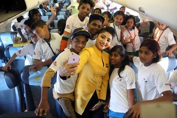 Jet Airways Flight Of Fantasy
