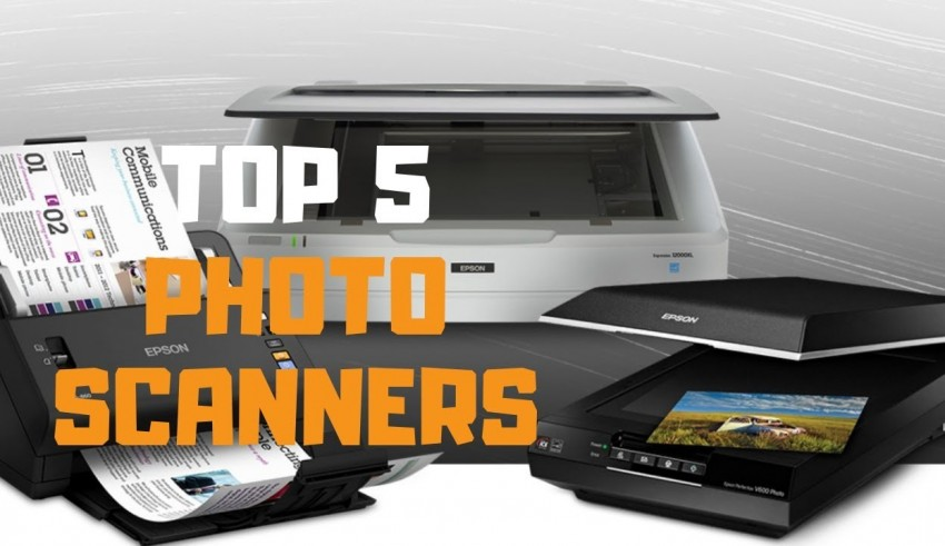 Photo Scanners