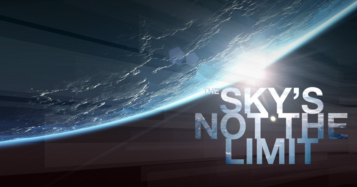 Sky Is Never The Limit Rather A Beginning Pepnewz