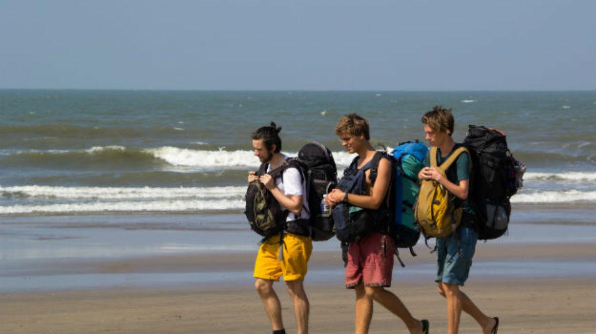 Goan Tourists