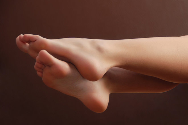 Foot Fetishes Sex Trend