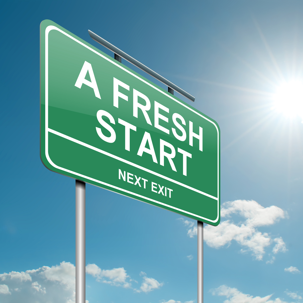 Woman Fresh Start