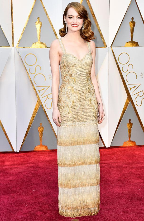 Oscars Gowns