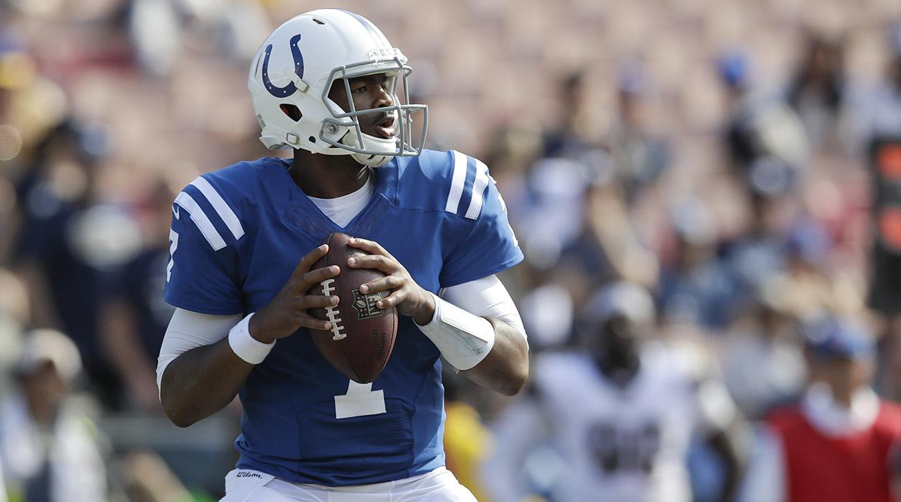 Jacoby Brissett Colts