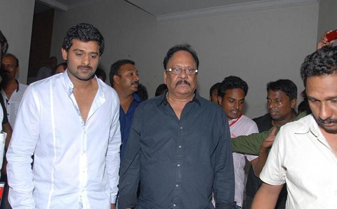 Prabhas Krishnam Raju