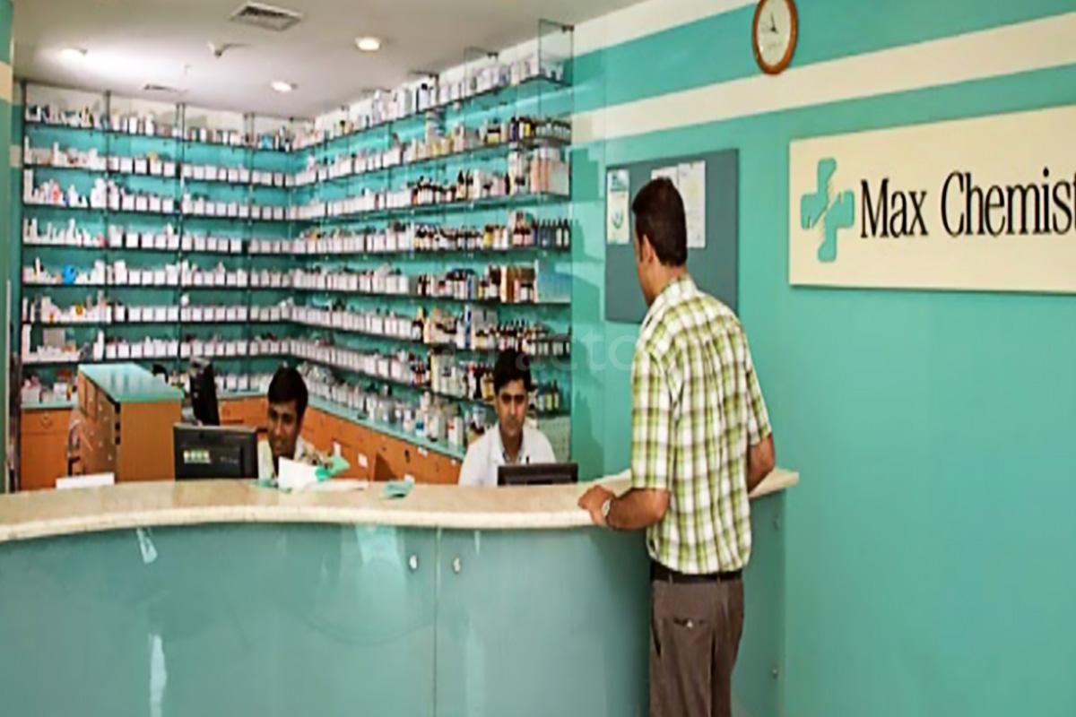 Max Hospital Pharmacy