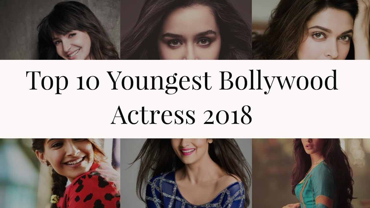 top 10 youngest bollywood actresses in 2018 - pepnewz
