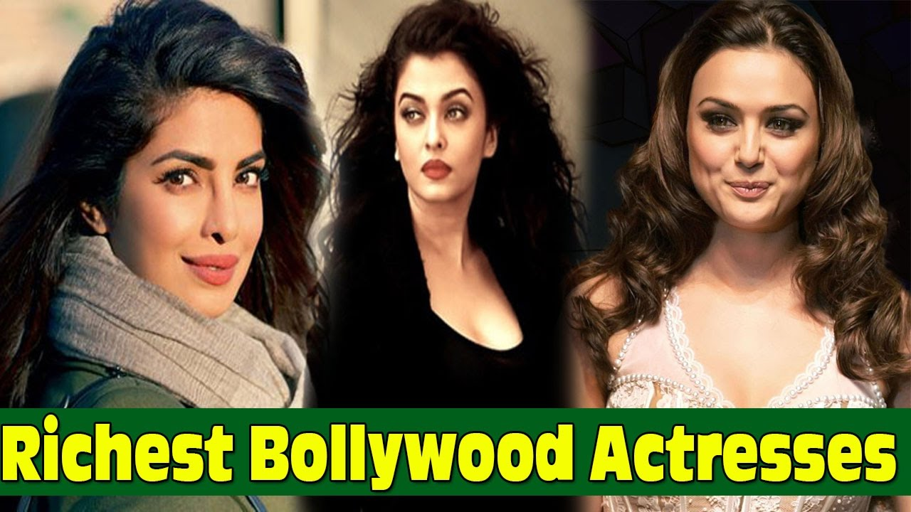 Top 10 Richest Bollywood Actresses In 2020 2