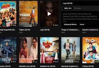 Bollywood movies for free